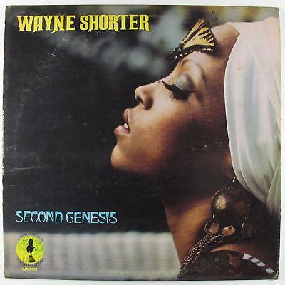 Wayne Shorter - Second Genesis LP - V. J. International