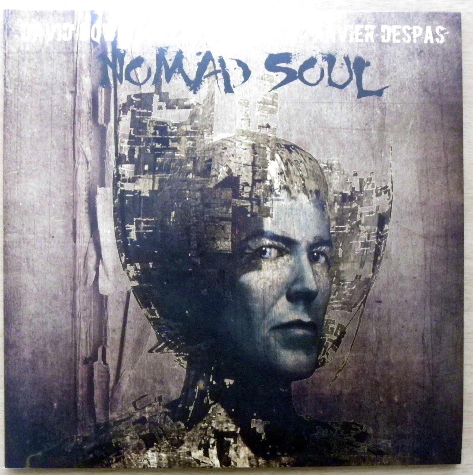 David Bowie - Nomad Soul rare vinyl LP limited edition no. 080/250