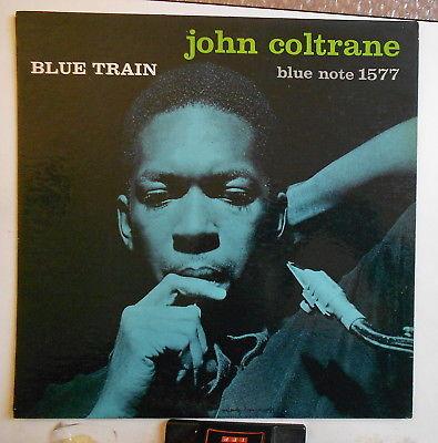 John Coltrane BlueTrain Blue Note AUTOGRAPHED 47W63rd DG ear RVG