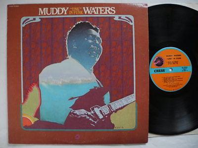 MUDDY WATERS Unk In Funk LP 1972 US Cess EX