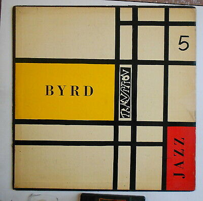 Donald Byrd Byrd Jazz 6et w.Y.Lateef Transition with original booklet rare