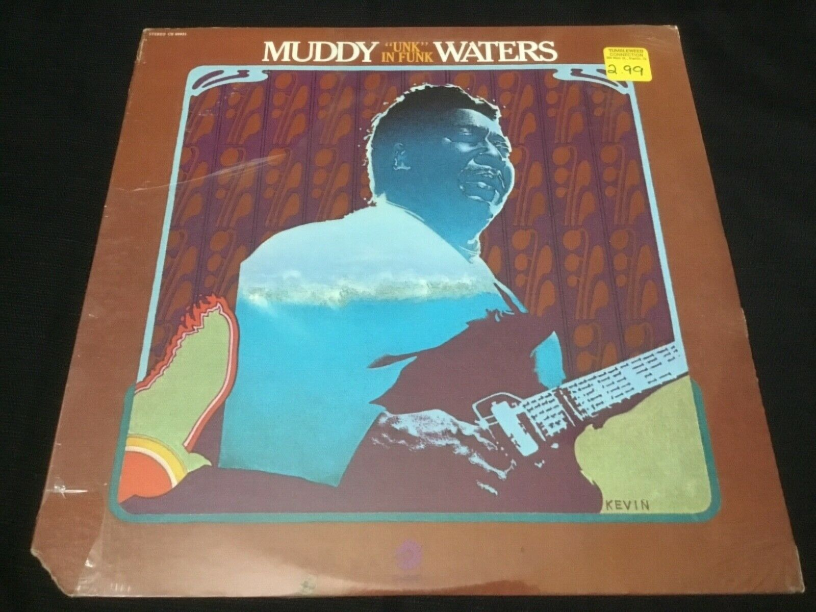 SEALED Muddy Waters - Unk In The Funk Chess LP Vinyl