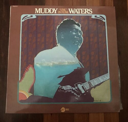 Muddy Waters - Unk In Funk - Vinyl Record - Excellent Condition