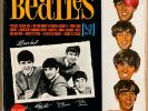 THE BEATLES SONGS, PICTURES AND STORIES OF THE FABULOUS ORIG'64 VJ STEREO SEARS