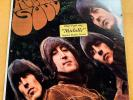 THE BEATLES RUBBER SOUL US ORIG'65 CAPITOL T-2442 MONO 1ST PRESS STICKER SEALED